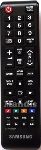 For Samsung SyncMaster T24B301EW Replacement Remote Control