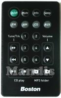 Original remote control BOSTON Boston MCD (0200022700)