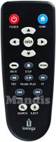 Original remote control IOMEGA Screenplay MX2 HD